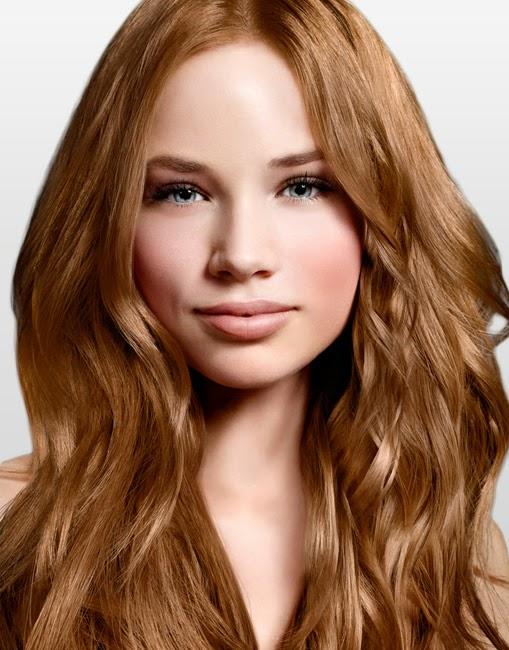 coloration cheveux blond vénitien