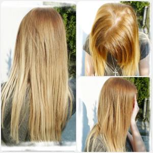 Idée coloration cheveux eclaircissante