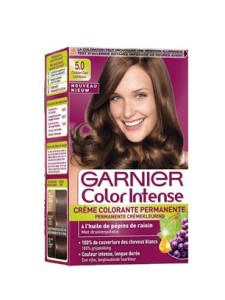 Exemple coloration cheveux garnier
