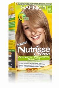 Mode pour femme : coloration cheveux garnier