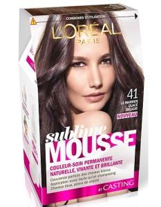 Belle coloration cheveux garnier pour femme
