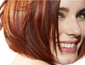Belle coloration cheveux idee pour femme