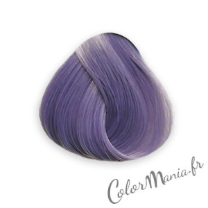 Exemple coloration cheveux lilas