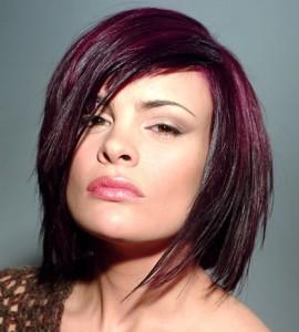 Exemple coloration cheveux long
