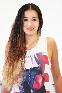 Mode pour femme : coloration cheveux long