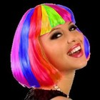 coloration cheveux orange fluo