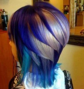 Quelle coloration cheveux originale