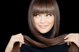 Exemple coloration cheveux pour femme enceinte