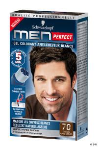 Inspiration coloration cheveux pour homme