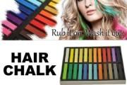 coloration cheveux temporaire