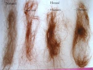 Belle coloration cheveux temporaire rouge pour femme