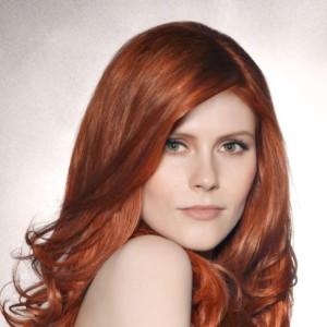 Exemple coloration cheveux un jour