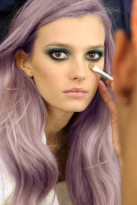 Jolie coloration cheveux un jour