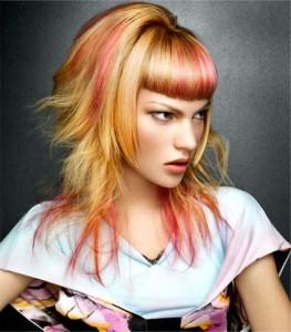 Idée coloration cheveux une semaine