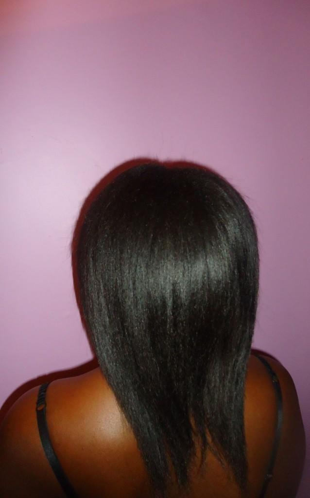 coloration cheveux une semaine