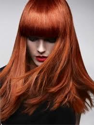 Tendance : couleur cheveux cuivré