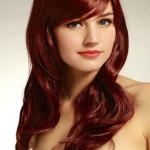 couleur cheveux cuivré