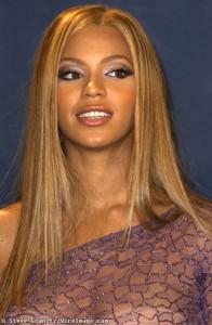 Mode pour femme : couleur cheveux de beyonce