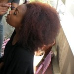 couleur cheveux defrisés