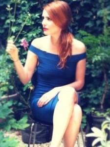 Mode pour femme : couleur cheveux elodie frege