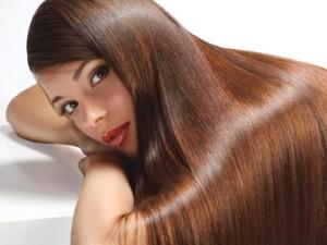 Modèle couleur cheveux fait maison