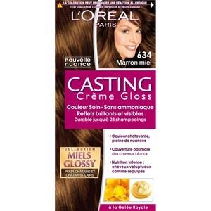 Idée couleur cheveux gloss loreal