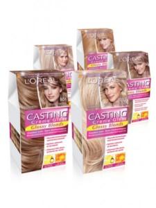 Quelle couleur cheveux gloss loreal