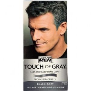 Idée couleur cheveux gris homme