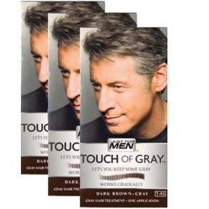 Tendance : couleur cheveux gris homme