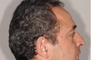 couleur cheveux gris homme