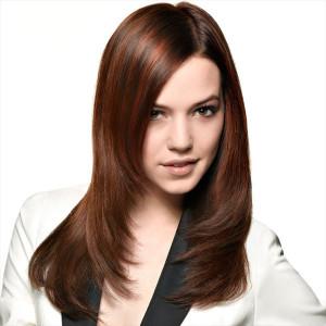 Jolie couleur cheveux hiver 2014