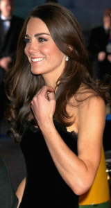 Inspiration couleur cheveux kate middleton