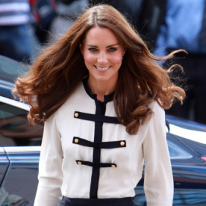 Quelle couleur cheveux kate middleton