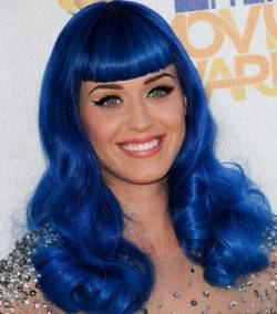 Exemple couleur cheveux katy perry