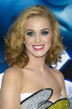 Tendance : couleur cheveux katy perry