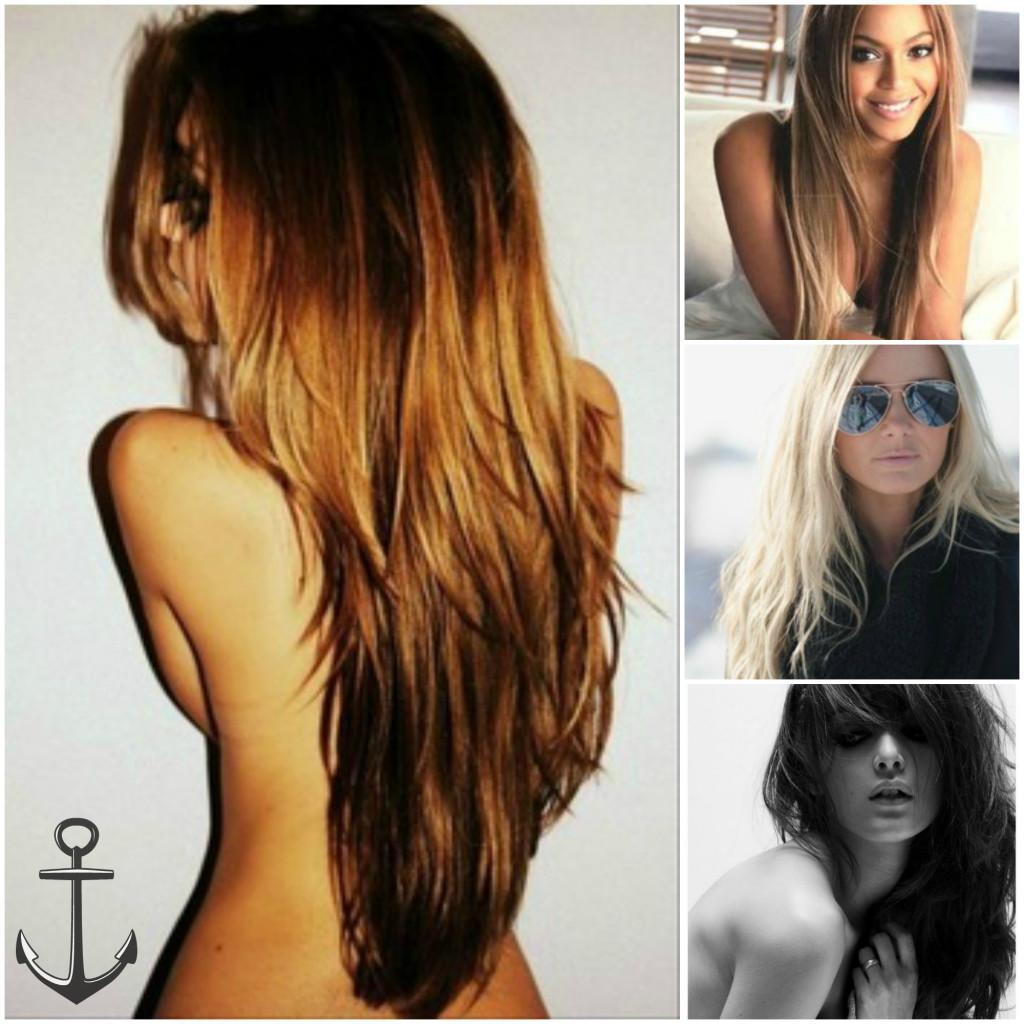 couleur cheveux long