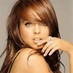 couleur cheveux marron miel