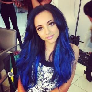 Inspiration couleur cheveux noir bleuté