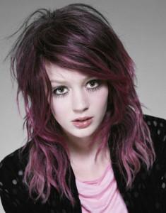 Inspiration couleur cheveux original