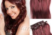 couleur cheveux prune