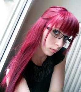 Mode pour femme : couleur cheveux rose