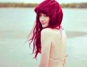 Inspiration couleur cheveux rose