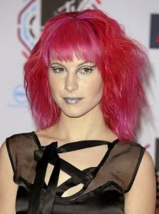 Quelle couleur cheveux rose