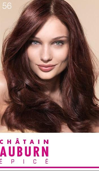 couleur cheveux yeux