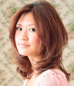 Exemple coloration cheveux asiatiques