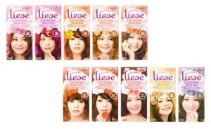 Mode pour femme : coloration cheveux asiatiques