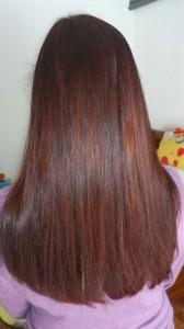 Idée coloration cheveux au henné