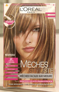 Inspiration coloration cheveux caramel