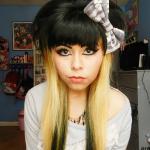 coloration cheveux deux tons