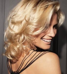 Inspiration coloration cheveux deux tons